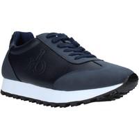 Zapatos Hombre Zapatillas bajas Rocco Barocco RB-HUGO-1801 Azul