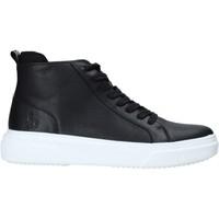 Zapatos Hombre Zapatillas altas Rocco Barocco RB-HOWIE-1401 Negro