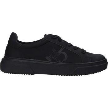 Zapatos Hombre Zapatillas bajas Rocco Barocco RB-HOWIE-1501 Negro