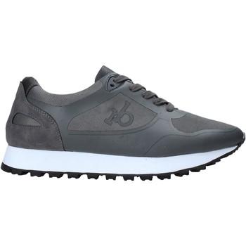 Zapatos Hombre Zapatillas bajas Rocco Barocco RB-HUGO-1601 Gris