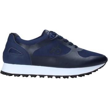 Zapatos Hombre Zapatillas bajas Rocco Barocco RB-HUGO-1601 Azul