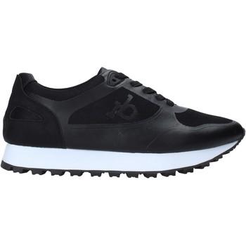 Zapatos Hombre Zapatillas bajas Rocco Barocco RB-HUGO-1601 Negro
