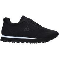Zapatos Hombre Zapatillas bajas Rocco Barocco RB-HUGO-1701 Negro