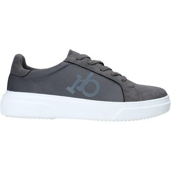 Zapatos Hombre Zapatillas bajas Rocco Barocco RB-HOWIE-1501 Gris