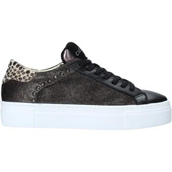 Zapatos Mujer Zapatillas bajas Café Noir DF523 Negro