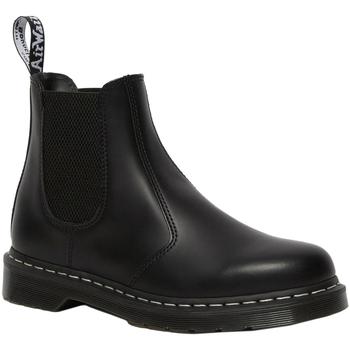 Zapatos Mujer Botas de caña baja Dr Martens DMS2976WSBSM26257001 Negro