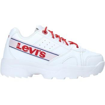 Zapatos Niños Zapatillas bajas Levi's VSOH0050S Blanco