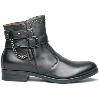 Zapatos Mujer Botas de caña baja NeroGiardini I013101D Negro