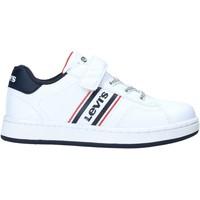 Zapatos Niños Zapatillas bajas Levi's VADS0040S Blanco
