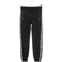 textil Niña Pantalones de chándal Losan 024-6010AL Negro