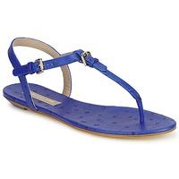 Zapatos Mujer Sandalias Michael Kors FOULARD Azul