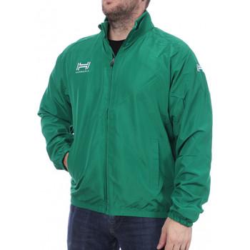 textil Hombre cazadoras Hungaria  Verde