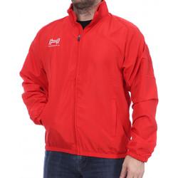textil Hombre cazadoras Hungaria  Rojo