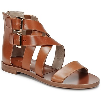 Zapatos Mujer Sandalias Michael Kors ECO LUX Marrón