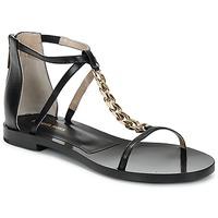 Zapatos Mujer Sandalias Michael Kors ECO LUX Negro