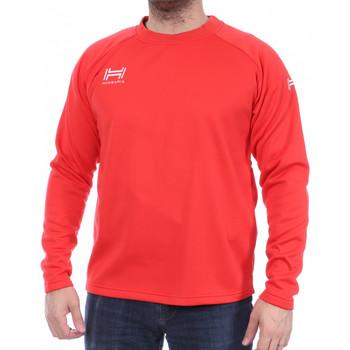 textil Hombre Sudaderas Hungaria  Rojo