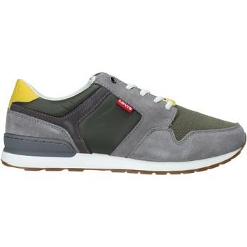 Zapatos Hombre Zapatillas bajas Levi's 227823 744 Verde