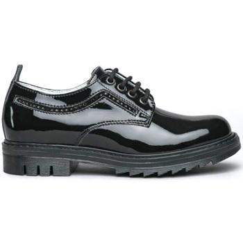 Zapatos Niños Derbie NeroGiardini I031651F Negro