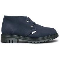 Zapatos Niños Botas de caña baja NeroGiardini I033884M Azul