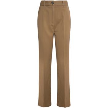 textil Mujer Pantalones chinos Pepe jeans PL211405 Marrón