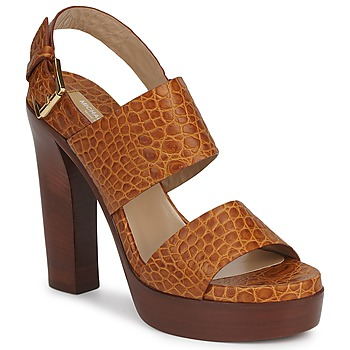 Zapatos Mujer Sandalias Michael Kors MATISSE LUX Marrón