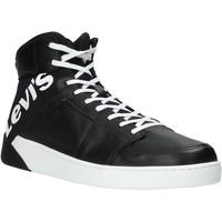 Zapatos Mujer Zapatillas altas Levi's 230699 931 Negro