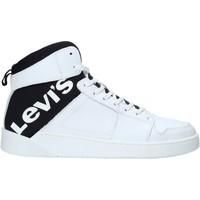 Zapatos Mujer Zapatillas altas Levi's 230699 931 Blanco