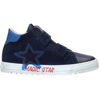 Zapatos Niños Zapatillas bajas Naturino 2015394 01 Azul
