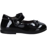 Zapatos Niña Bailarinas-manoletinas Naturino 2012962 01 Negro