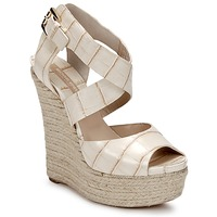Zapatos Mujer Sandalias Michael Kors STAMPA IBRAHIM Blanco