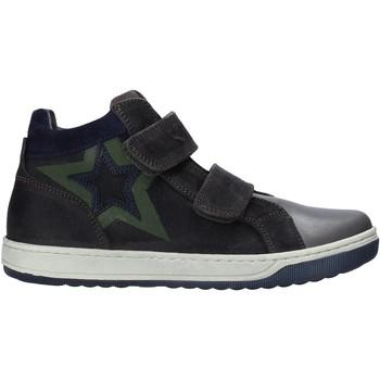 Zapatos Niños Zapatillas altas Naturino 2501839 02 Gris