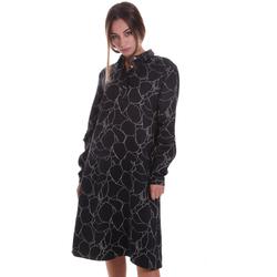 textil Mujer Vestidos cortos Calvin Klein Jeans K20K202227 Negro
