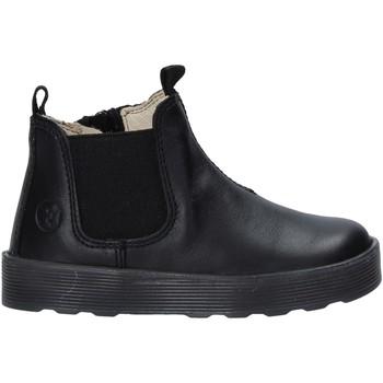 Zapatos Niña Botas de caña baja Falcotto 2501860 01 Negro