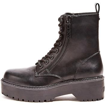 Zapatos Mujer Botas de caña baja Guess FL7TY2 ELE10 Negro