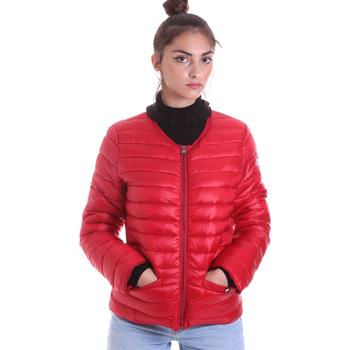 textil Mujer Plumas Gaudi 021BD35007 Rojo