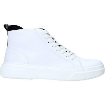 Zapatos Hombre Zapatillas altas Rocco Barocco RB-HOWIE-1401 Blanco