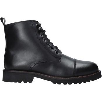 Zapatos Mujer Botas de caña baja Café Noir XK128 Negro