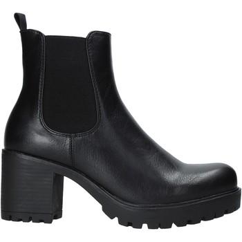 Zapatos Mujer Botas de caña baja Café Noir XP982 Negro