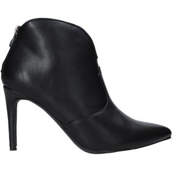 Zapatos Mujer Botas de caña baja Café Noir XD916 Negro