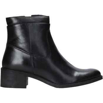 Zapatos Mujer Botas de caña baja Café Noir XV123 Negro
