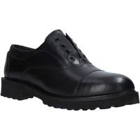 Zapatos Mujer Derbie Café Noir XK126 Negro
