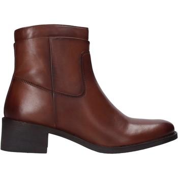 Zapatos Mujer Botas de caña baja Café Noir XV123 Marrón