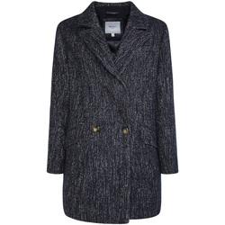 textil Mujer Abrigos Pepe jeans PL401856 Azul