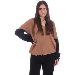 textil Mujer Jerséis P-Jean 1X109Q Y4ZX Beige