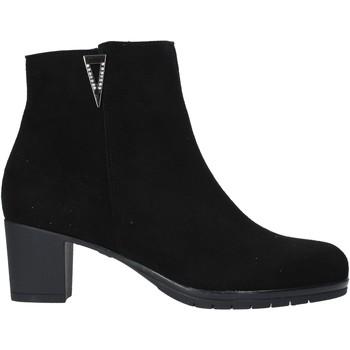 Zapatos Mujer Botas de caña baja Susimoda 803081 Negro