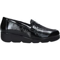 Zapatos Mujer Mocasín Susimoda 800976 Negro