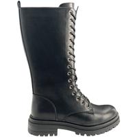 Zapatos Mujer Botas de caña baja Gold&gold B20 GER122 Negro