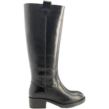 Zapatos Mujer Botas urbanas Apepazza F0BEATRIX02/LEA Negro