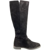 Zapatos Mujer Botas urbanas Grunland ST0466 Negro