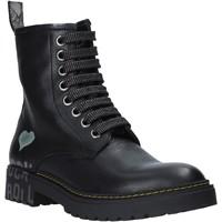 Zapatos Mujer Botas de caña baja Bueno Shoes 20WR4201 Negro
